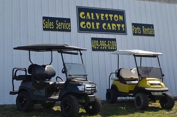 galveston golf cart repair