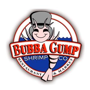 Bubba Gump's in Galveston, TX