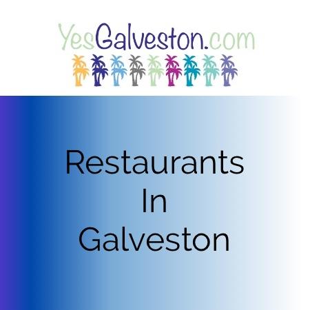 Restaurants in Galveston Category