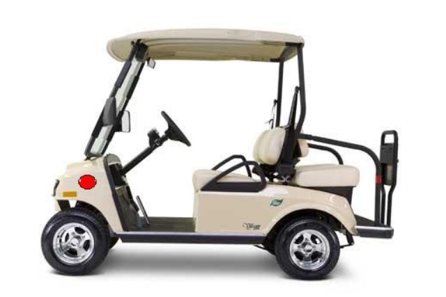 galveston golf cart registration