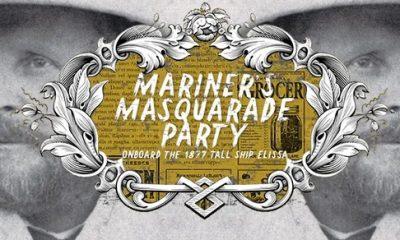 mariners masquerade party
