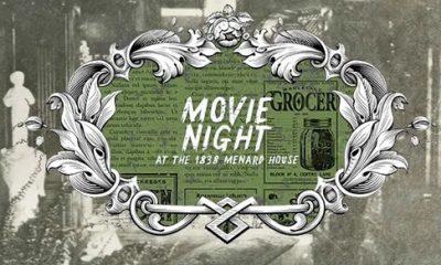 Movie Night at Menard