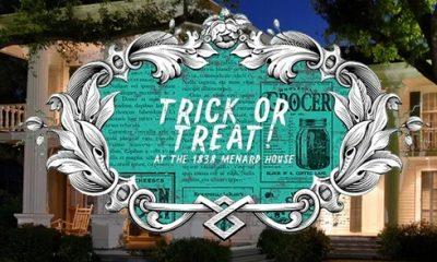trick or treat menard house